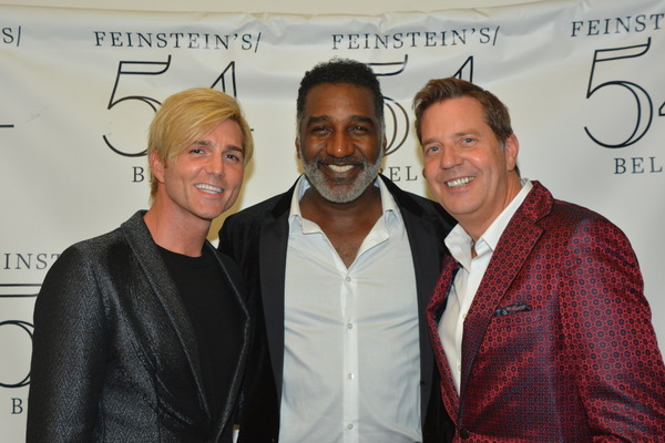 Eric Gabbard. Norm Lewis and Steven Reineke Photo
