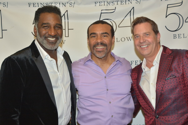 Norm Lewis, Joseph Joubert and Steven Reineke Photo
