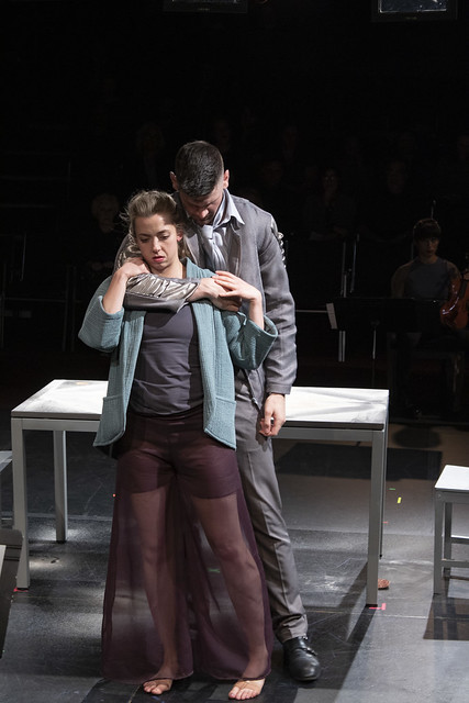 BWW Review: Actions Speak Louder Than Words in Hlubny's THOUGHTS AND PRAYERS