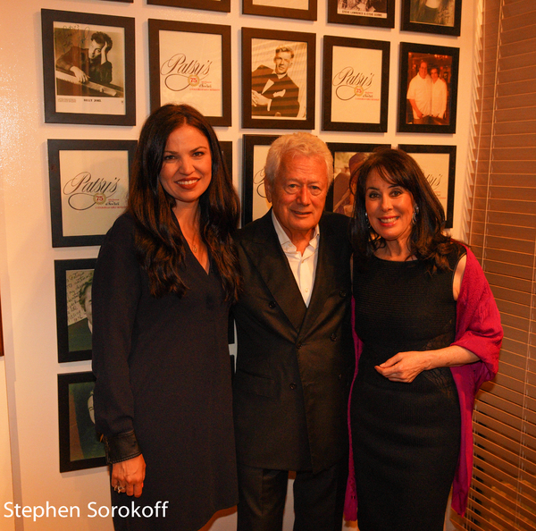 Julie Boardsman, Stephen Sorokoff, Catherine Adler Photo
