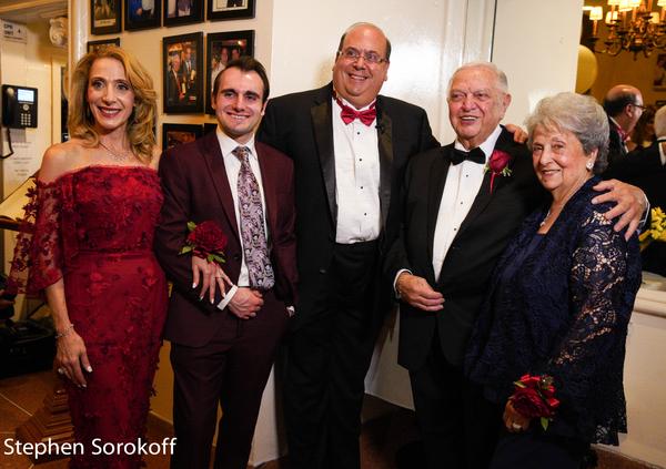 Photos: Deana Martin & Tony Danza Celebrate 75 Years of Patsy's Italian Restaurant