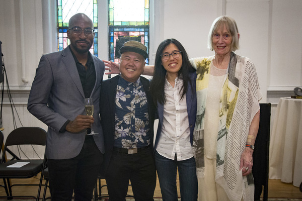 Dave Harris, Kit Yan, Melissa Li, and Tina Howe Photo