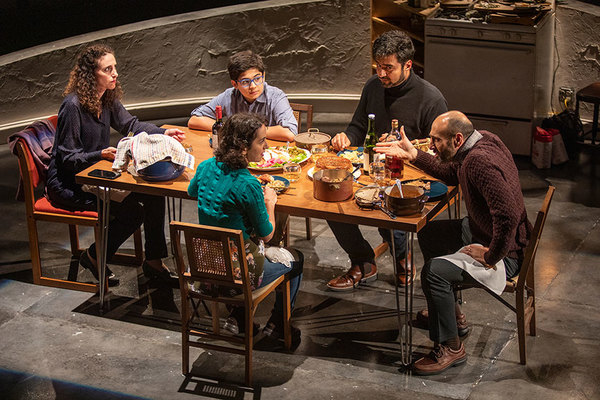 Photo Flash: First Look At NOURA At The San Diego Old Globe