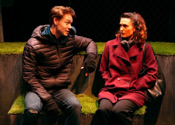 Photo Flash: First Look At THE VANDAL At Chance Theater