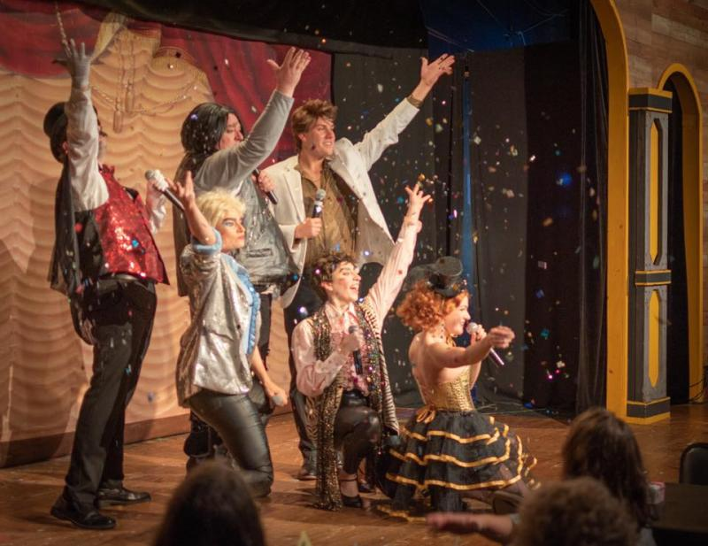 BWW Review: HARRY SQUATTER AND THE TERRIBLE, HORRIBLE, NO GOOD, VERY BAD DAY at Mosley Street Melodrama, Puns and Play on Words