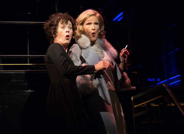 Photo Flash: First Look At PIAF/DIETRICH, A LEGENDARY AFFAIR