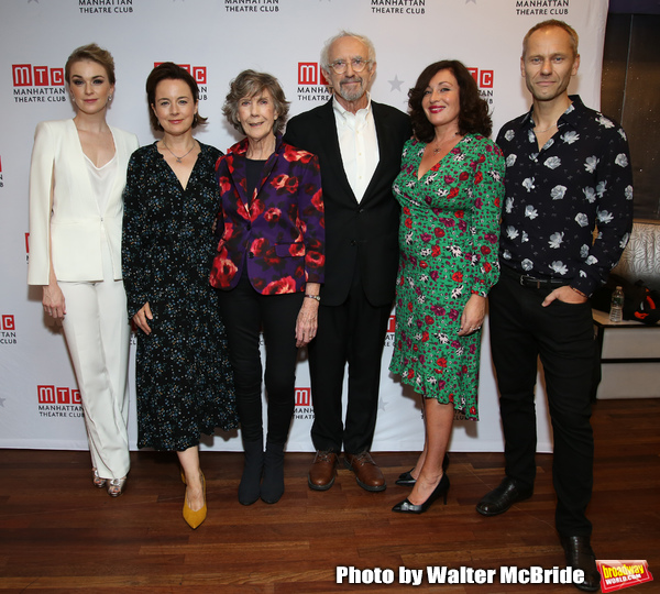 Lisa O'Hare, Lucy Cohu, Eileen Atkins, Jonathan Pryce, Amanda Drew, James Hill Photo