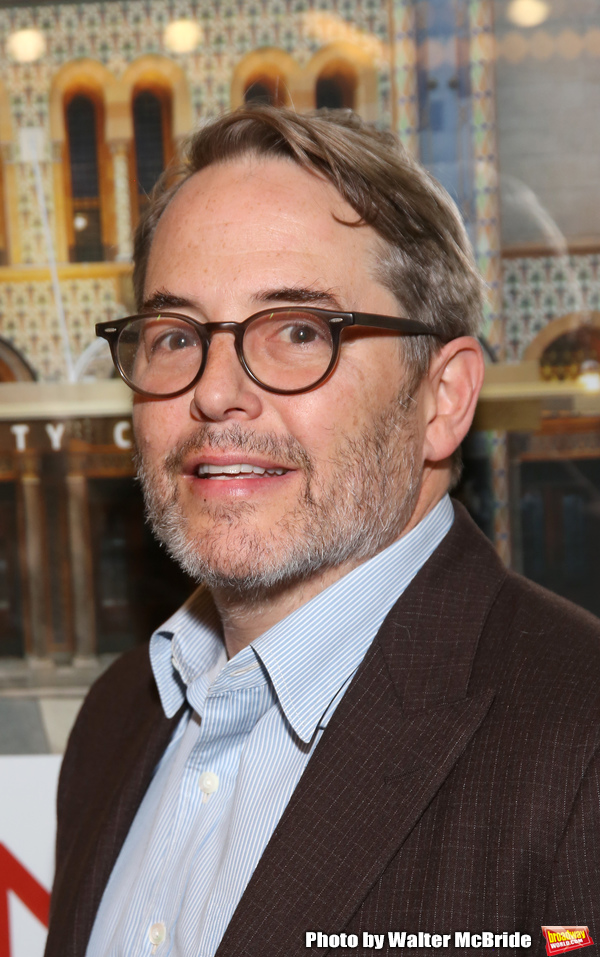 Photo Coverage: Matthew Broderick, Adriane Lenox, Michael Shannon, and More Attend Opening Night of THE HEIGHT OF THE STORM