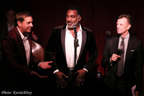 Photo Flash: Jim Caruso's Cast Party Continues To Dazzle At Birdland