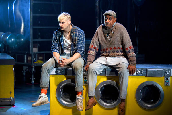 Photo Flash: First Look at MY BEAUTIFUL LAUNDRETTE at Curve Leicester