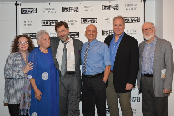 Maryann Plunkett, Tyne Daly, David Staller, Tom Viola, Jay O. Sanders and Simon Jones Photo
