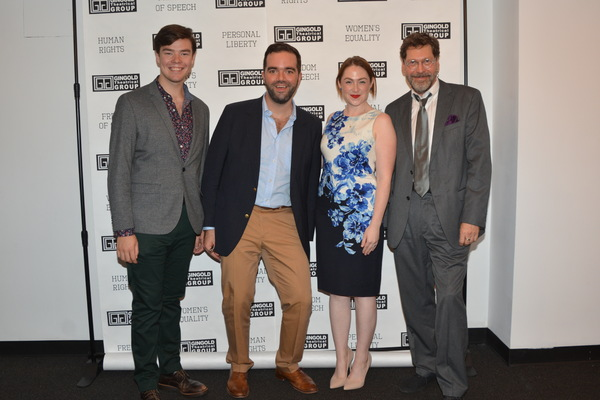 Photo Coverage: Gingold Theatrical Group Celebrates Opening Night of CAESAR & CLEOPATRA
