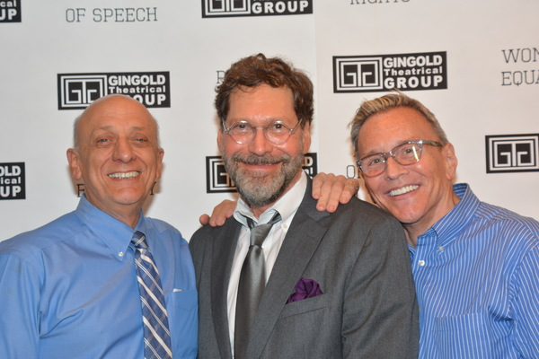 Tom Viola, David Staller and Scott Barnes Photo