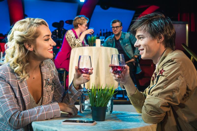 BWW Review: FIRST DATE at MDM Theater