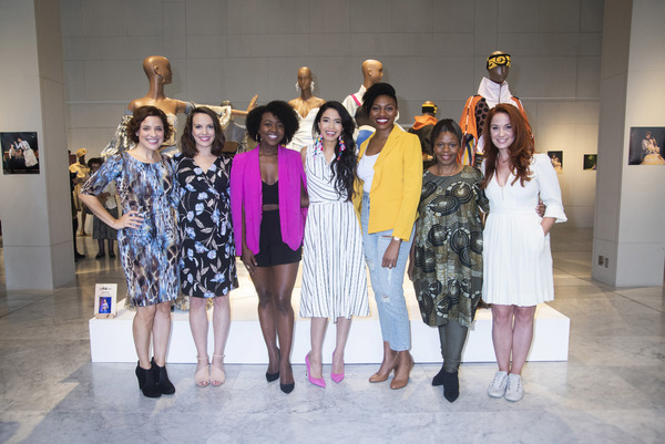 Photos: Sierra Boggess, Gavin Creel & More Check Out Disney-Inspired Designs at FIT