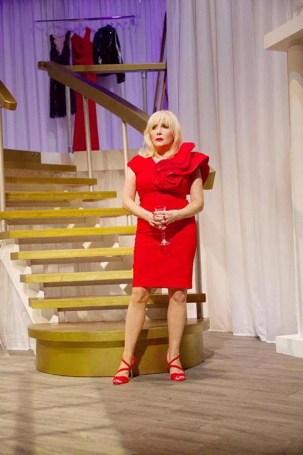 Photo Flash: First Look At THE THUNDER GIRLS Starring Coleen Nolan, Beverley Callard, Carol Harrison and Sandra Marvin