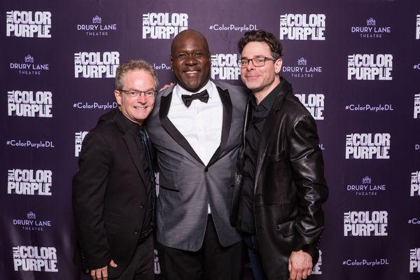 Carey Deadman (Music Arrangements), Jermaine Hill (Music Director), and Ethan Deppe ( Photo