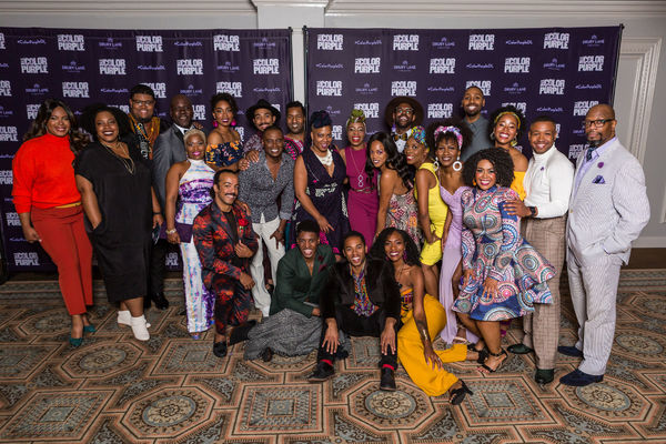 Photo Flash: Drury Lane Theatre Celebrates Opening Night of THE COLOR PURPLE