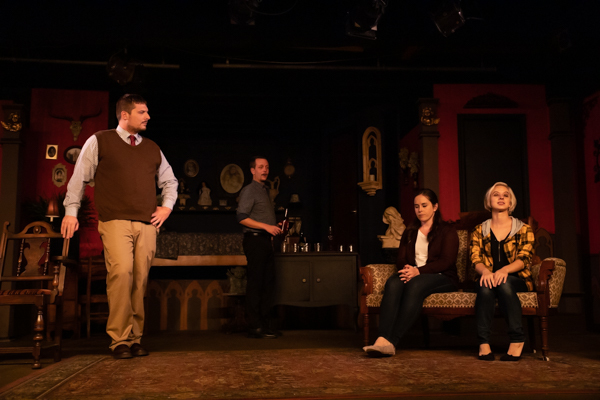 Photo Coverage: First look at Little Theatre Off Broadway's THE HAUNTING OF HILL HOUSE