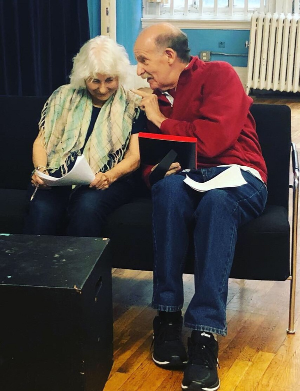 Vivian Meisner, Peter Levine Photo