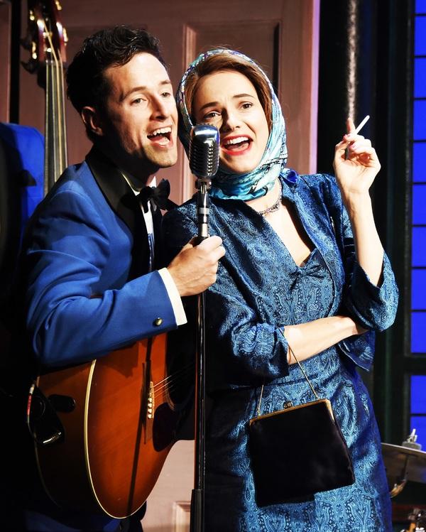 Matthew Durkan and Kara Tointon
