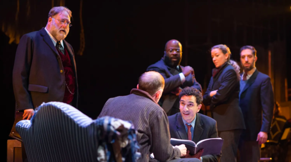 Photo Flash: First Look at Seattle Rep's INDECENT