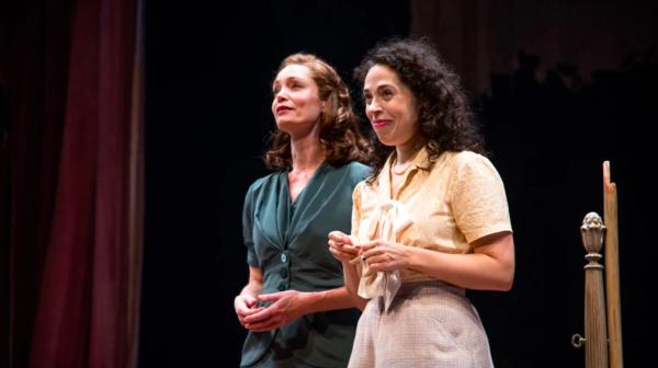 Cheyenne Caseiber and Andi Alhadeff