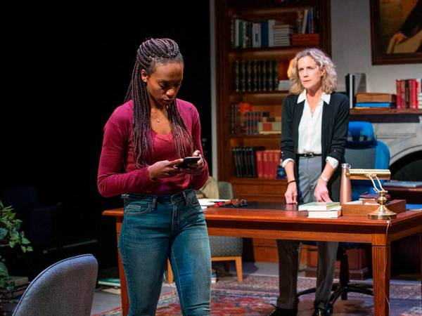 Photo Flash: First Look at THE NICETIES at Milwaukee Rep