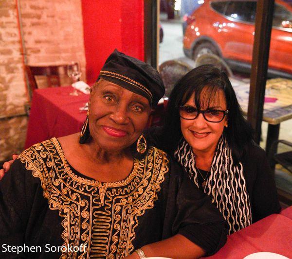 Avery Sommers & Angela Bacari Photo