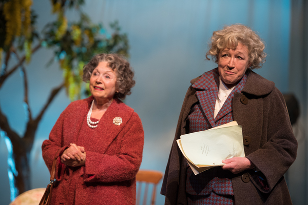 Photo Flash: First Look at the UK Tour of MURDER, MARGARET, AND ME