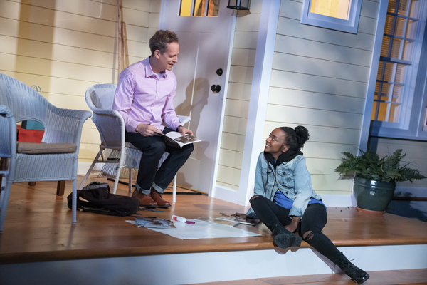 Photo Flash: First Look at MTC's THE NEW ENGLANDERS