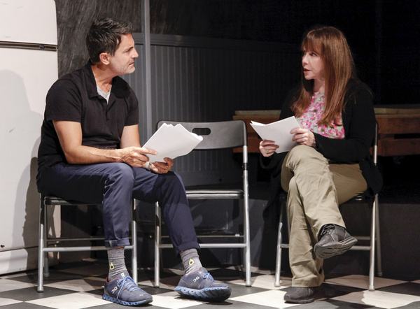 Photos: Stars Perform A Reading of THE PACK At Ruskin Group Theatre