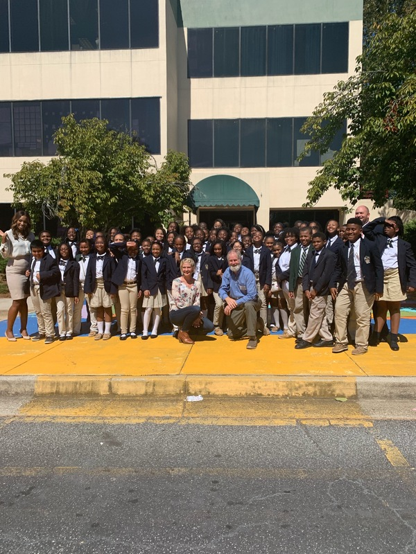 Photo Flash: Roald Dahl's CHARLIE AND THE CHOCOLATE FACTORY Pay A Visit To D.A.T.E.