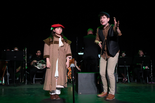 Photo Coverage: First look at A Night of Broadway's THE SECRET GARDEN