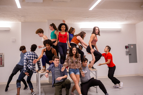 Photo Coverage: Meet the Star-Studded Cast of The Kennedy Center's FOOTLOOSE
