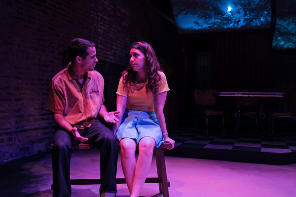 Photo Flash: First Look at Teatro Vista's HOPE