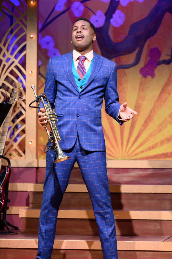 Photos:  First Look at 42nd Street Moon's HOT MIKADO