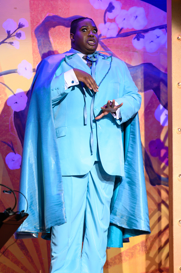 Branden Noel Thomas as the Mikado