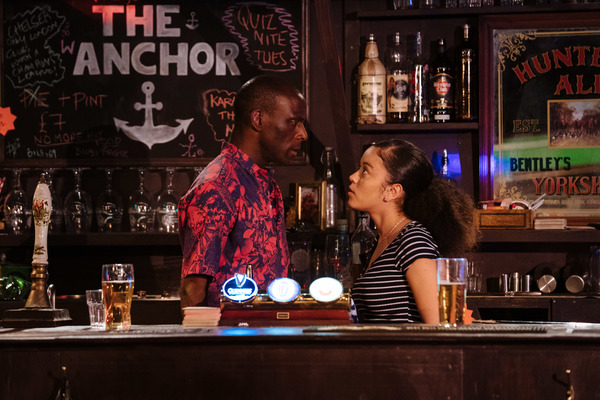 Photo Flash: First Look at WE ANCHOR IN HOPE at the Bunker