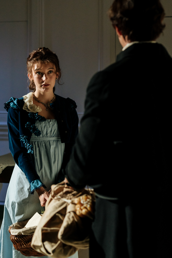 Photos: First Look at THE WATSONS at Menier Chocolate Factory