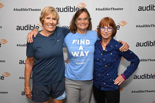 Diana Nyad, Bonnie Stoll and Jane Anderson Photo