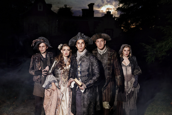 Photo Flash: Get Spooked by THE SLEEPY HOLLOW EXPERIENCE