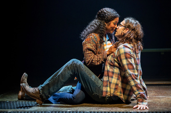 Photo Flash: First Look at SCOTLAND, PA Sizzling Off-Broadway