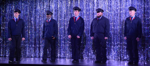 BWW Review: THE FULL MONTY at Argyle Theatre