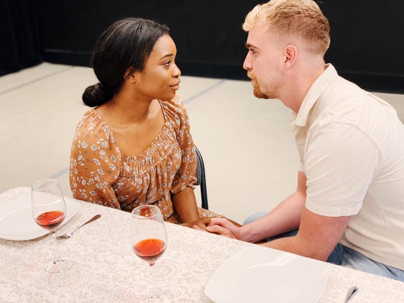 BWW Blog: 'Fortune Favours the Brave' Says Atlantic Acting School Scholarship Winner Andrea Solonge