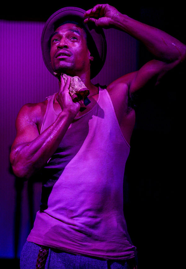 Photo Flash: First Look at INTIMATE APPAREL at New Village Arts