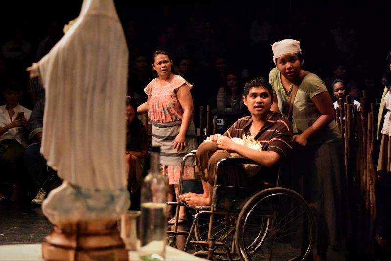 BWW Review: HIMALA Makes the Audience Witnesses to Cupang's Events