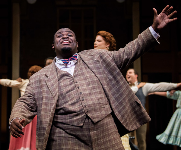 Photo Flash: First Look at Great Lake Theater's THE MUSIC MAN