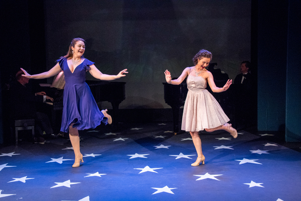 Photo Flash: First Look at The York Theatre Company's Musicals in Mufti Presentation of FIFTY MILLION FRENCHMEN