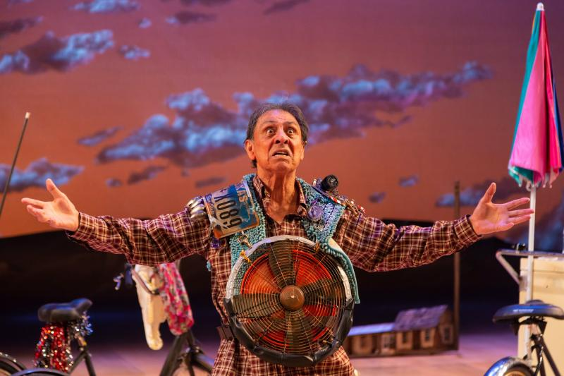 BWW Review: QUIXOTE NUEVO at Hartford Stage